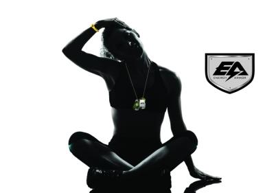 Kiosk Mall Wraps: Energy Armor Canada marketing materials